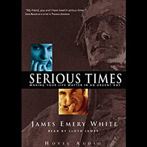 Serious Times Audiobook