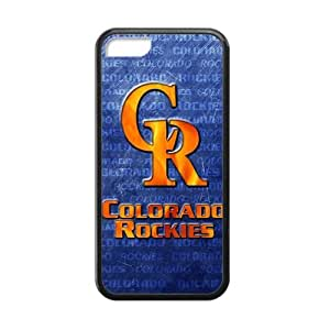 MLB Colorado Rockies Custom Cases for iPhone 5C