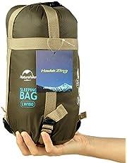 Naturehike Portable Outdoor Traveling Sleeping Bag Hiking Envelope Sleeping Bag Multifunctional Camping Sleeping Bag for Spring Summer Autumn