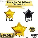 KATCHON 032 Black Decoration Kit, Gold Metallic
