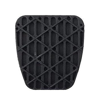 IanhdBowen - Cubierta de Goma para Pedal de Freno de Mercedes Sprinter Vito Viano 2012910282, 2 Unidades, Pedal Negro: Amazon.es: Coche y moto