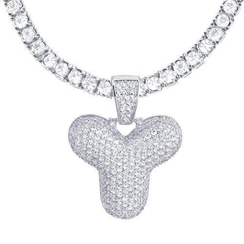 Fashion Plated Silver Pendant (Metaltree98 24
