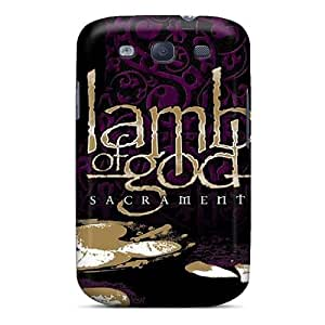 High Quality Mobile Covers For Samsung Galaxy S3 With Customized High-definition Lamb Of God Series MansourMurray