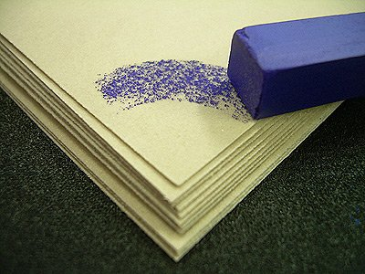 UART 400 Archival Sanded Pastel Paper- Ten 24x36 Inch Sheets by Uart