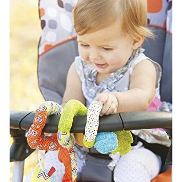Infantino Go GaGa Spiral Car Seat Activity Toy By