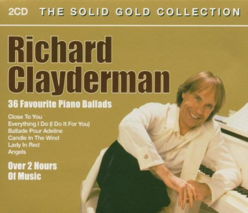 Ballads Sets Piano - 36 Favourite Piano Ballads: The Solid Gold Collection (2-CD Set)