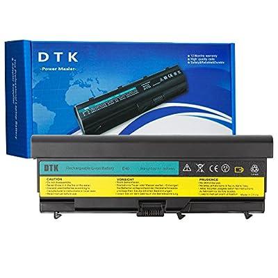 Dtk Extended Laptop Notebook Battery Replacement for LENOVO IBM Thinkpad E40 E50 0578 E420 E425 E520 E525 L410 L412 L420 L421 L510 L512 L520 Sl410 Sl510 T410 T420 T510 T520 W510 W520 10.8V 7800MAH from Dtk