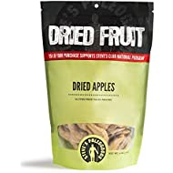 Steve's PaleoGoods, Dried Fruit Dried Apples, 6oz (Pack of 3)
