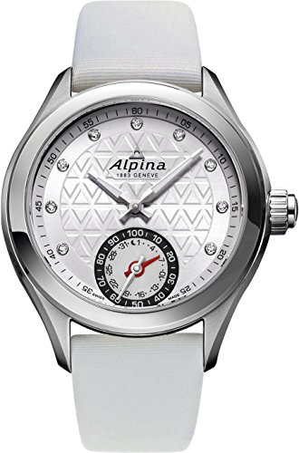 Alpina Geneve Horological Smartwatch AL-285STD3C6 Wristwatch for women smart watch