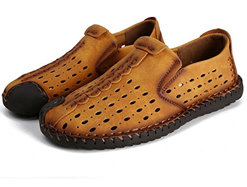 sandals men's men's breathable hollow shoes comfortable summer new casual mesh 2017 1 UIBOq