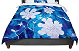 KESS InHouse Theresa Giolzetti ''Succulent Dance 1'' King / Cal King Comforter, 104'' X 88''