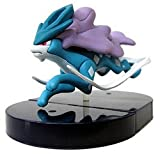 Pokemon Diamond & Pearl #14 Mini Gashapon Display Figure - Suicune