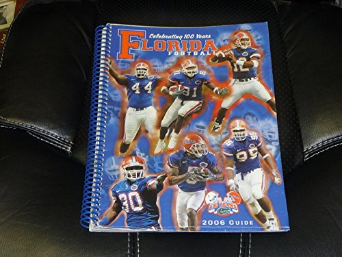 2006 FLORIDA COLLEGE FOOTBALL MEDIA GUIDE EX BOX 4 NATIONAL CHAMPIONS