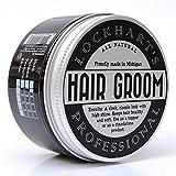 Lockhart's Hair Groom- All Natural Hair/Beard Balm Light Hold/ High Shine 4 ounces