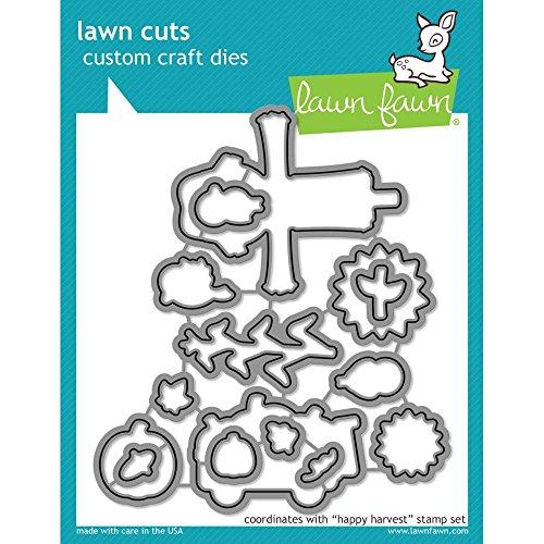 Happy Harvest - Lawn Fawn Lawn Cuts Die Happy Harvest