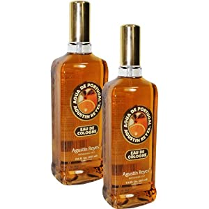 Agua de Portugal by Agustin Reyes. Pack of 2 Spray 7.6 oz...
