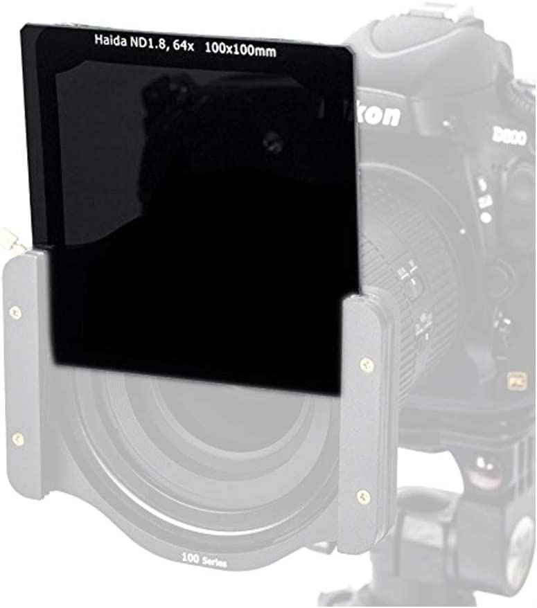 Haida Optical Neutral Graufilter 100 Mm X 100 Mm 64x Kamera