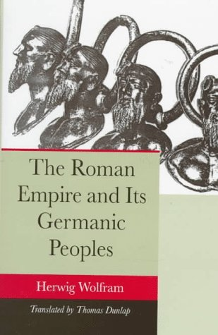 The Roman Empire and Its Germanic Peoples by Herwing Wolfram (1997-11-07) (The Roman Empire And Its Germanic Peoples)