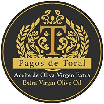 Aceite de Oliva Virgen Extra Pagos de Toral Cosecha Selecta en 5 ...