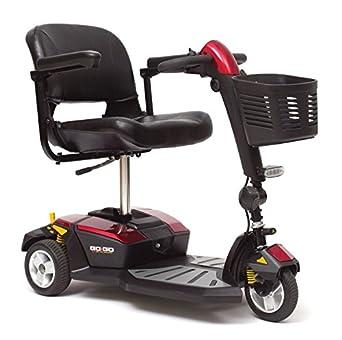 Amazon.com: Pride Movilidad Go-Go LX con cts 3-Wheel ...