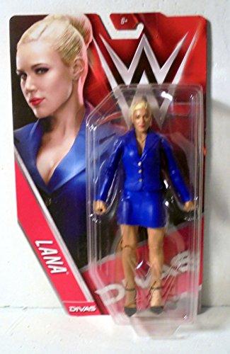 "Lana WWE Basic Wrestling Action Figure Diva 6"""