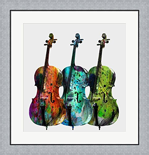 Three Cellos by Mark Ashkenazi