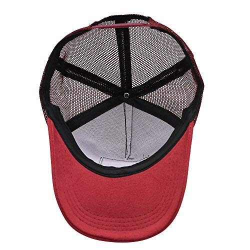 Casquette Baseball Cool 227 angwenkuanku Note Musicale Casquette Unisexe Casual Mesh pour Contrebasse