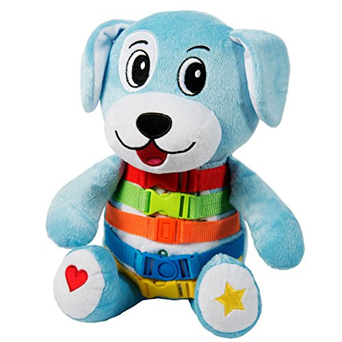 Barkley Dog - Buckle Toys - Barkley Dog
