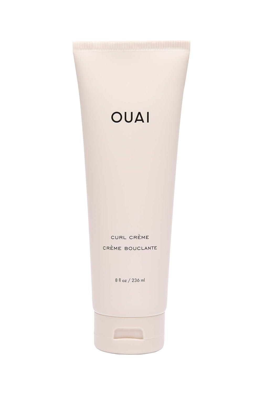 OUAI Curl Crème, The Universal Crème for All Curl Types, North Bondi Scented, 8 Fluid Ounces 8 oz…