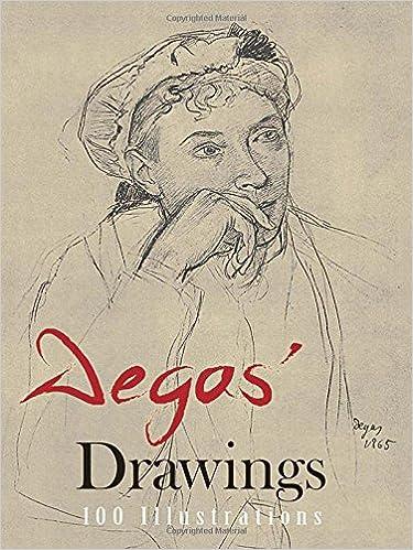 Degas Drawings (Dover Fine Art, History of Art): Amazon.es: H. G. E. Degas: Libros en idiomas extranjeros