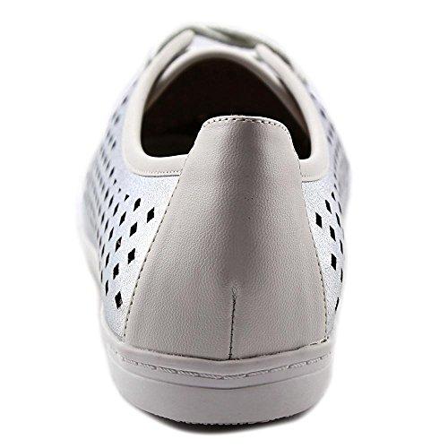 Dafina Easy femme argent mode blanc pour Spirit Baskets argenté a6raqw
