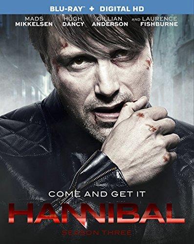 (Hannibal - Season 3 [Blu-ray + Digital HD])