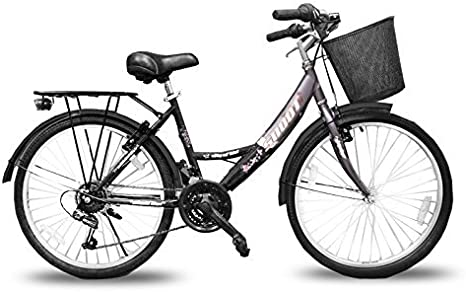 Bicicleta 24, color - negro, tamaño 24