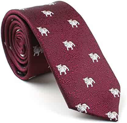 e4e3c83ff460 Animal Ties, Weave Necktie, Automobile Tie, men work tie, birthday present