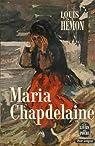 Maria Chapdelaine par Hémon