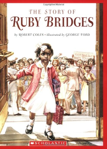 Cover of The Story Of Ruby Bridges (Scholastic Bookshelf)