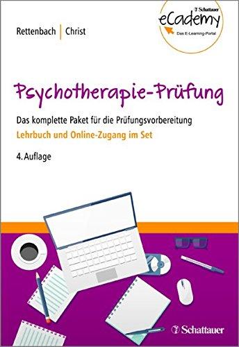 Die Psychotherapie-Prüfung: Das komplette Prüfungspaket Lehrbuch und Online-Zugang im Set
