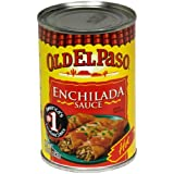 El Paso Hot Enchilada Sauce, 10-Ounce Cans (Pack of 12)