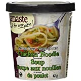Namaste Foods Gluten Free Chicken Noodle Soup 1.5 Ounce(Pack of 12)