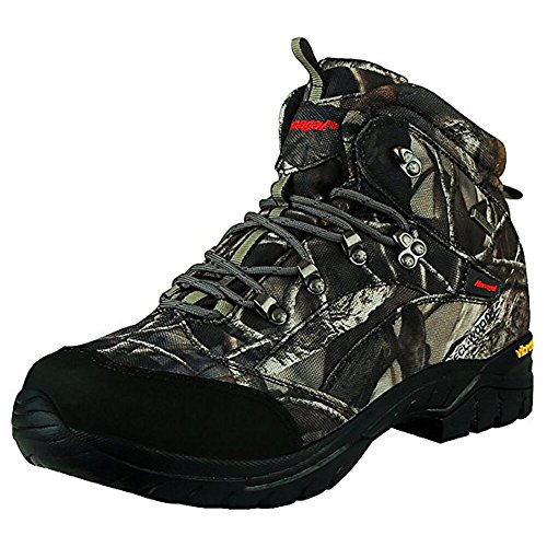 Picture of Hanagal Men's Bushland Waterproof Hunting Boots, Size 11.5
