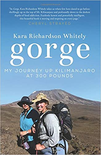 Image result for Gorge, my journey up Kilimanjaro
