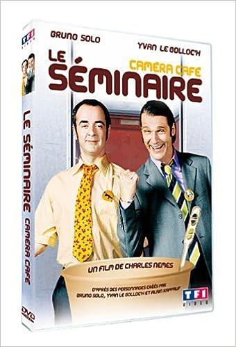 Le Séminaire Camera Cafe - DVD: Amazon.es: Libros