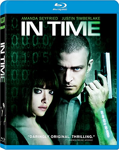 In Time Blu-ray