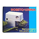 Robito Vaina Electric Bean Pod Peeler Stripper Pea Sheller