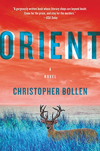 Orient Novel Christopher Bollen product image