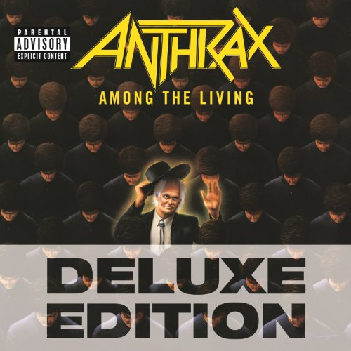 Among The Living (Deluxe Edition) [Explicit] by Anthrax on ...