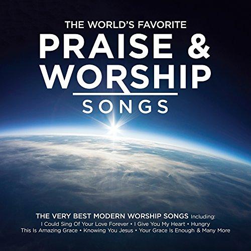 The World's Favorite Praise & Worship - Cd Songs Praise