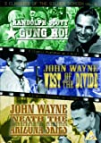 3 Classics Of The Silver Screen - Vol. 8 - Gung Ho! / West Of The Divide / Neath The Arizona Skies [DVD]