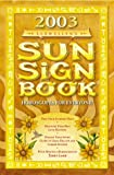 2003 Sun Sign Book, Llewellyn, Stephanie Clement, Bruce Scofield, 0738700711