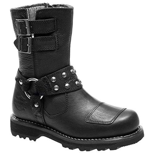 Harley Davidson Double Zipper Boots - 3